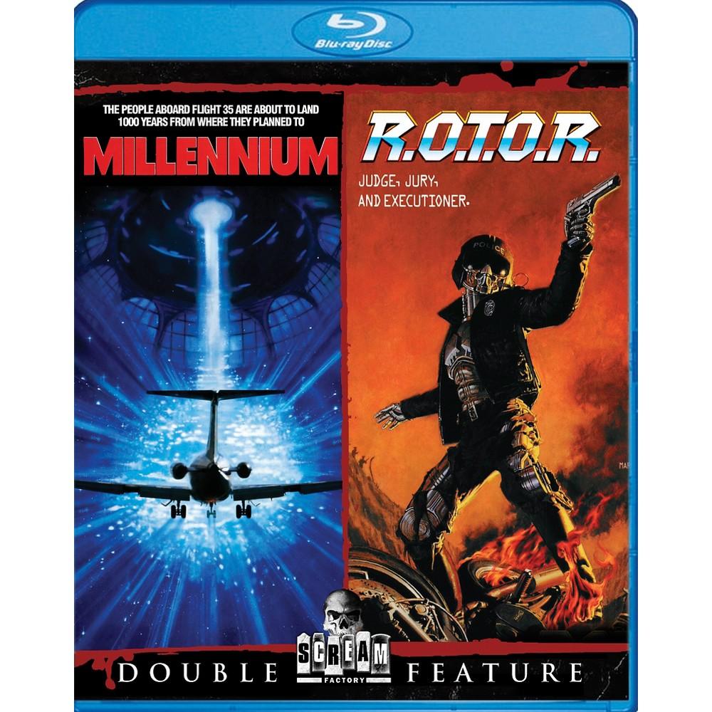 Millennium/Rotor (Blu-ray)
