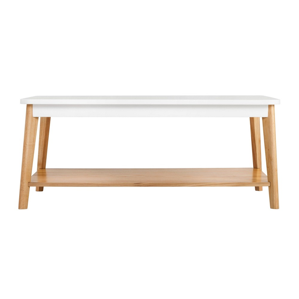 Image of Remus Coffee Table Oak and White - Universal Expert