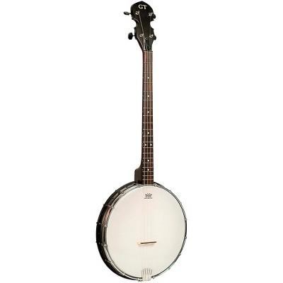 Gold Tone AC-4 Left-Handed Composite 4-String Openback Tenor Banjo