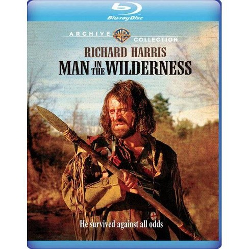Man In The Wilderness (Blu-ray) - image 1 of 1