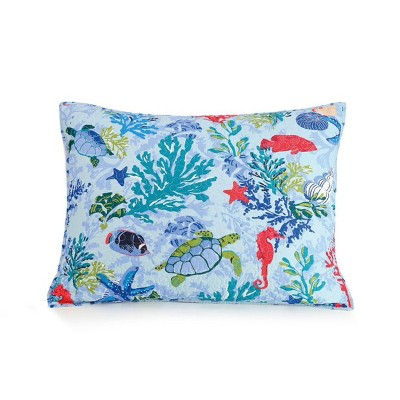 Shore Thing Pillow Sham - Vera Bradley