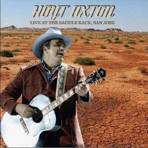 Hoyt axton - Live at the saddle rack san jose (CD) - image 1 of 1