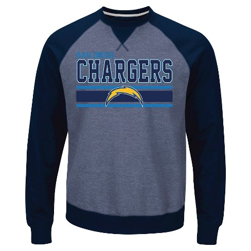 Los Angeles Chargers Men's Activewear Sweatshirt M - image 1 of 1