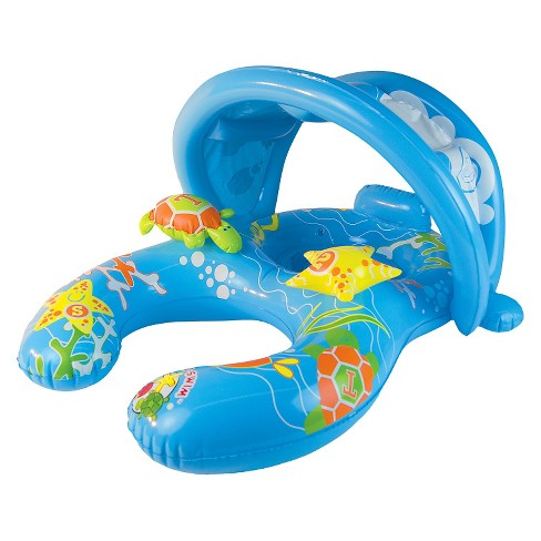 Poolmaster Mommy & Me Baby Float - image 1 of 4