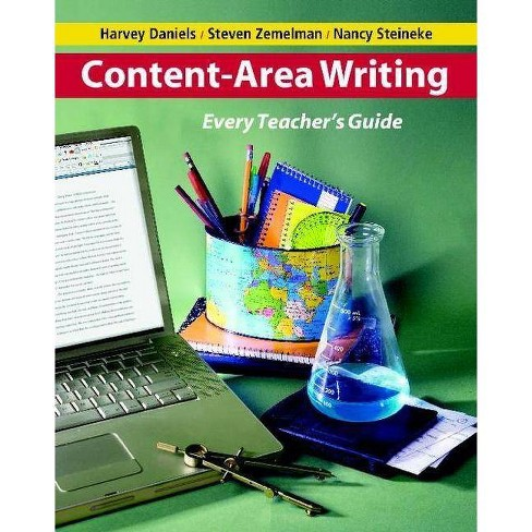 "Content-Area Writing - by  Harvey ""Smokey"" Daniels & Steven Zemelman & Nancy Steineke (Paperback) - image 1 of 1"