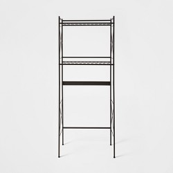 Square Tube Over The Toilet Etagere - Threshold™