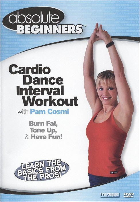 Absolute beginners fitness:Cardio dan (DVD) - image 1 of 1