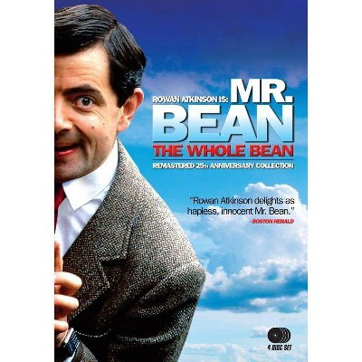 Mr. Bean: The Whole Bean (DVD)(2015)
