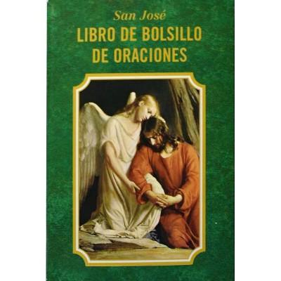 San Jose Libro de Bolsillo de Oraciones - by  Thomas J Donaghy (Paperback)