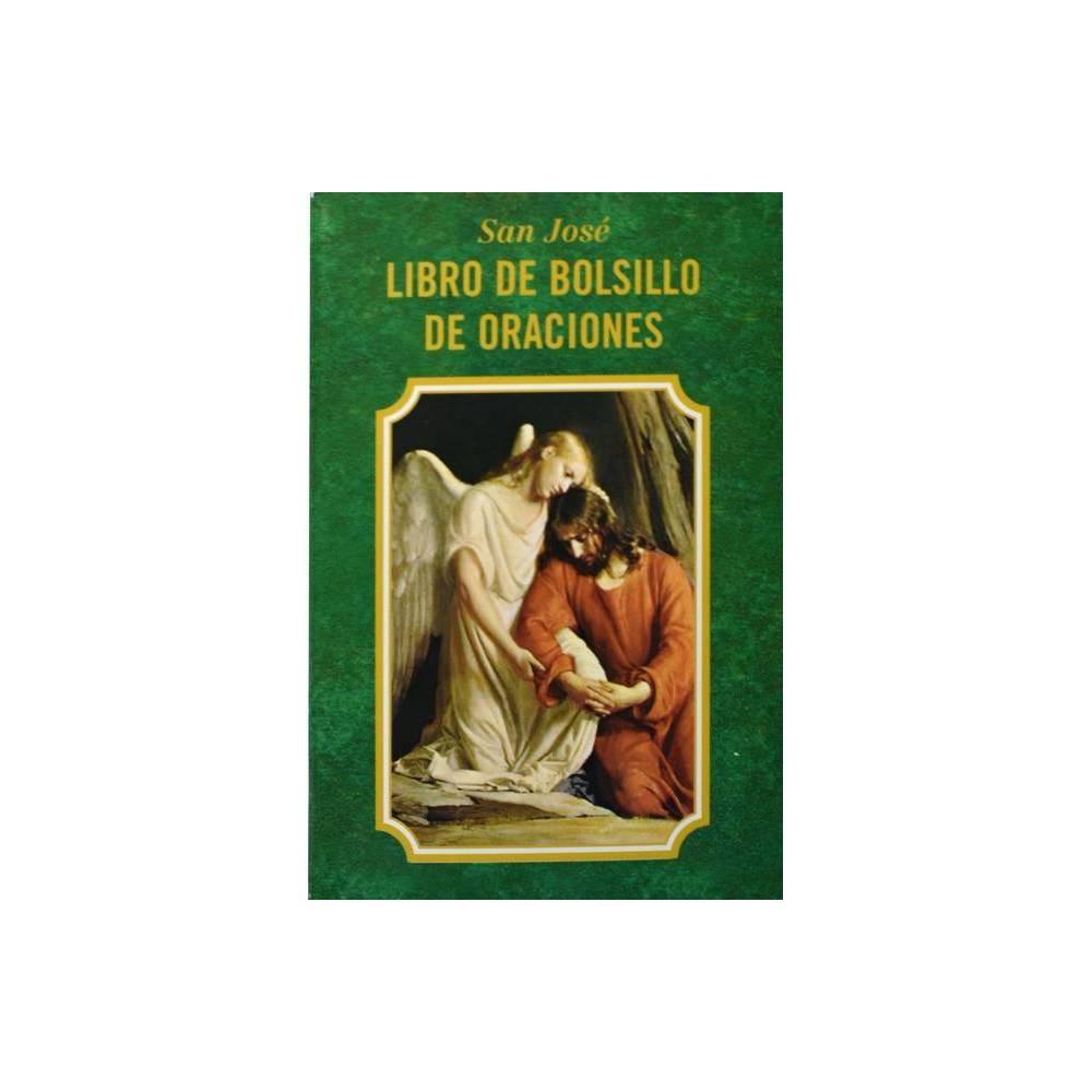 San Jose Libro De Bolsillo De Oraciones By Thomas J Donaghy Paperback