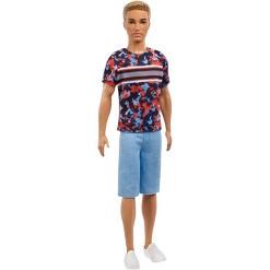 Barbie Ken Fashionistas Doll - Hyper Print