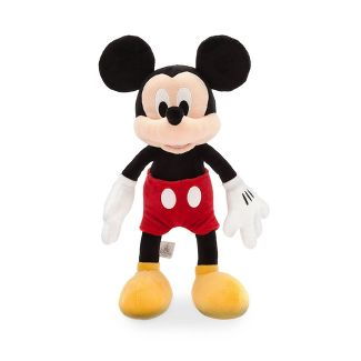 Disney Mickey Mouse & Friends Mickey Mouse Small 13'' Plush - Disney store