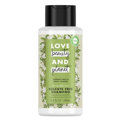 Shampoo & Conditioner: Love Beauty & Planet - Divine Definition