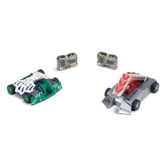 HEXBUG BattleBots Rivals III - Witch Doctor II & Bronco