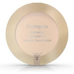 Neutrogena Mineral Sheers Compact Powder - 10 Classic Ivory