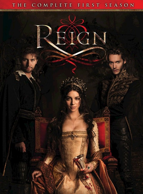 Reign: The Complete First Season [5 Discs] - image 1 of 1