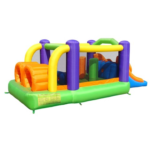 Bounceland Obstacle Pro Racer Bounce House - image 1 of 3