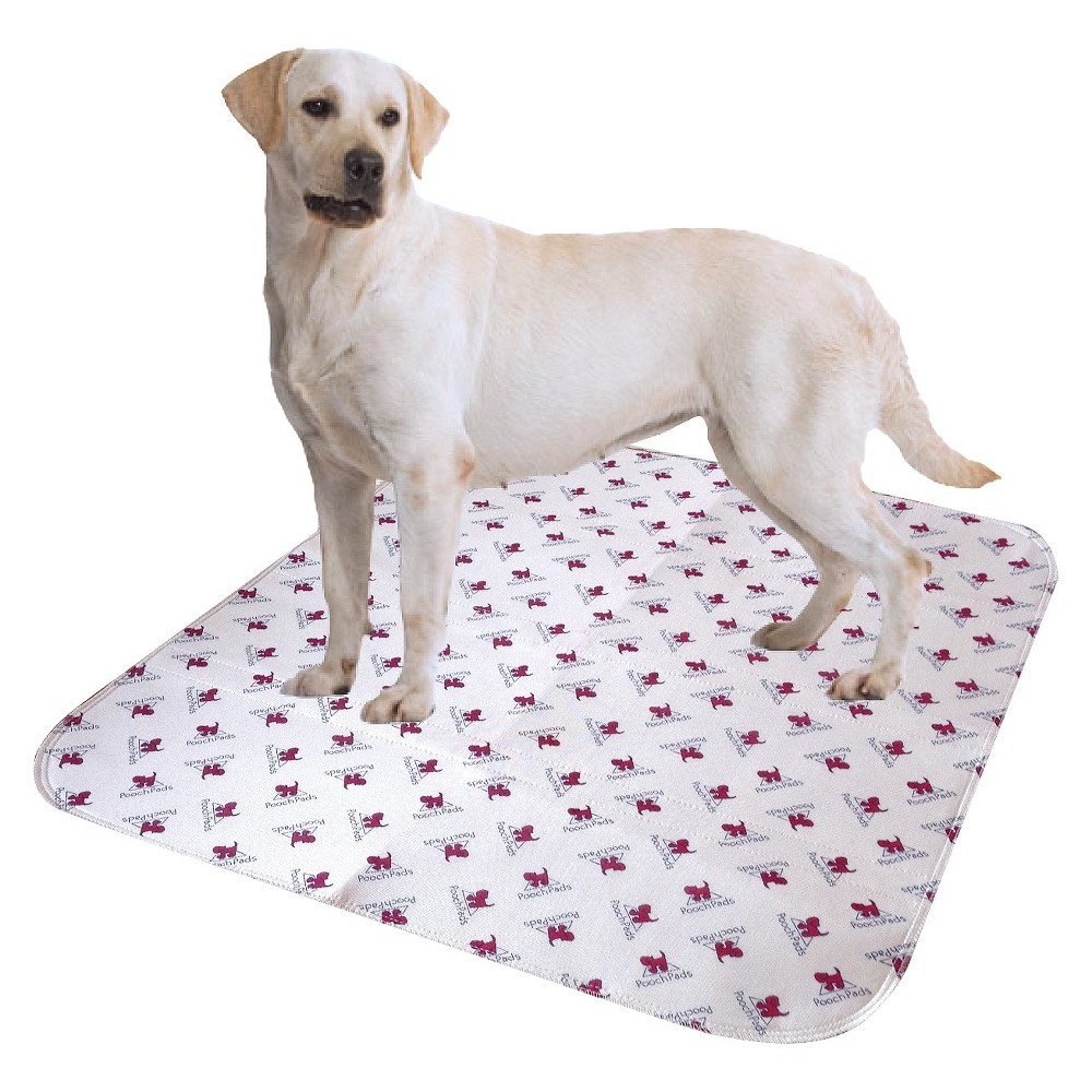 Poochpad Reusable Potty Pad for Mature Dogs - X Large