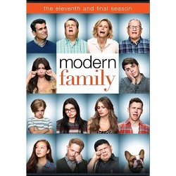 Modern Family: The Complete Eleventh Season (DVD)