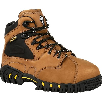 Men's Michelin® Steel Toe Internal Met Guard Work Boot
