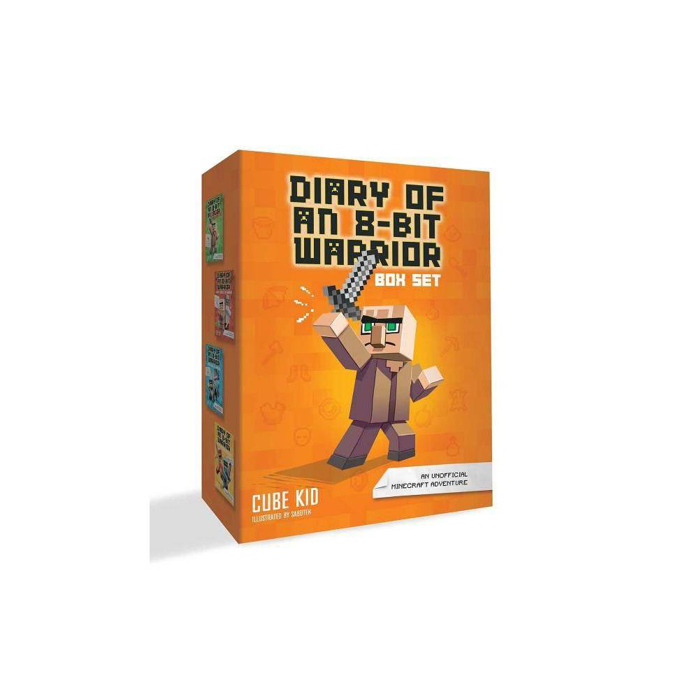 Diary Of An 8 Bit Warrior Box Set Volume 1 4 By Andrews Mcmeel Publishing Counterpack Empty