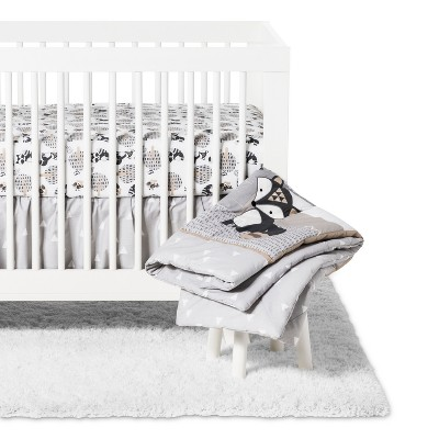 Bedtime Originals 3pc Little Rascals Crib Bedding Set - Cream
