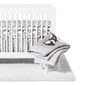 Bedtime Originals 3pc Little Rascals Crib Bedding Set - Cream