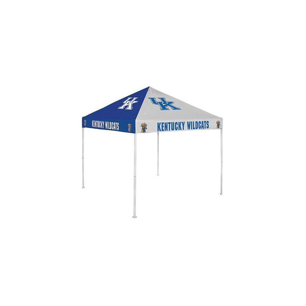 Ncaa Kentucky Wildcats Checkerboard Canopy Tent