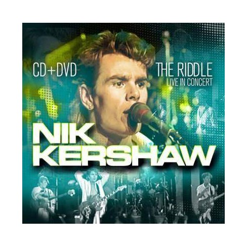 Nik Kershaw - Riddle: Live In Concert (CD) - image 1 of 1