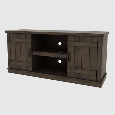 Homestead Media Console Table Brown - RST Brands