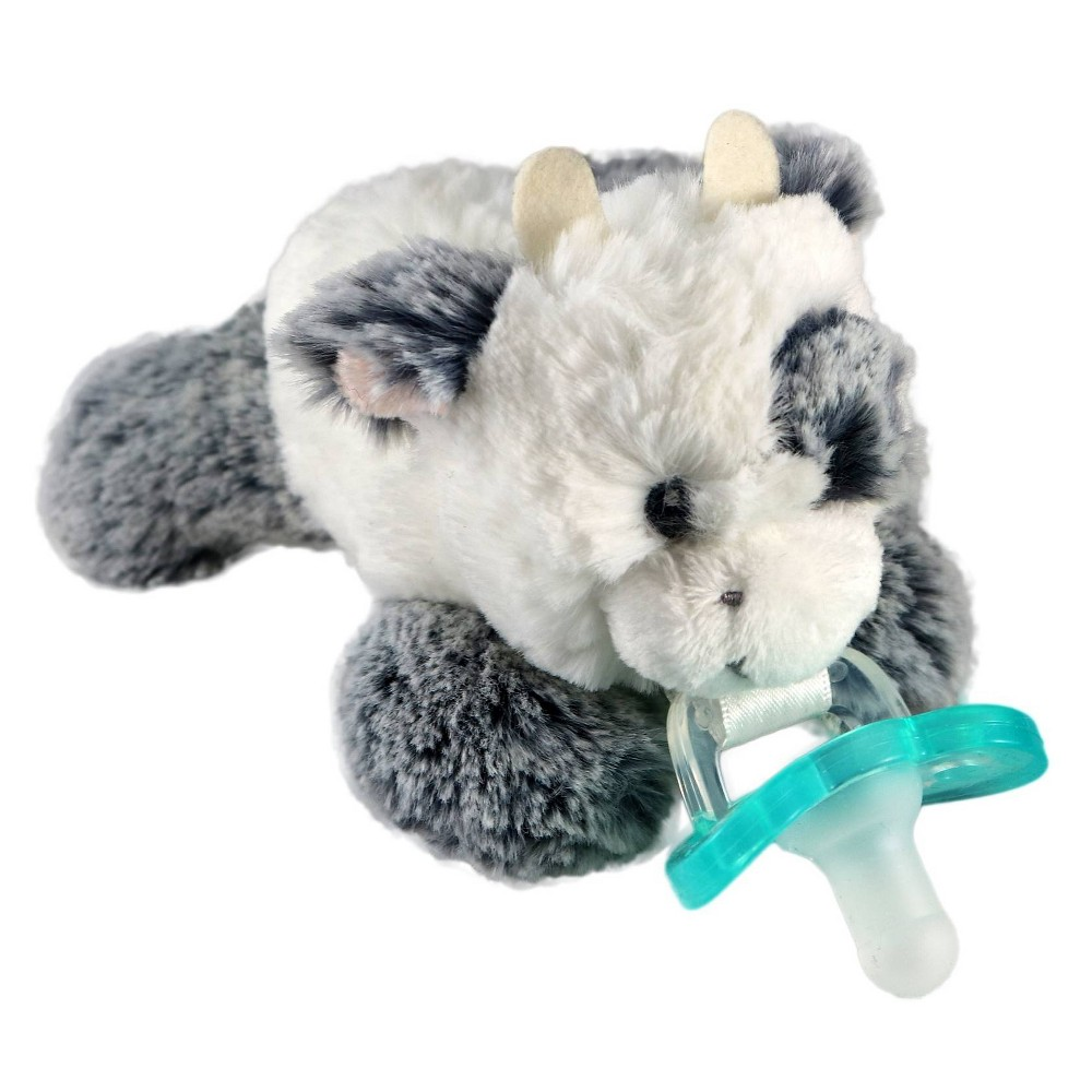 Image of RaZbuddy Paci Holder - JollyPop - Cow