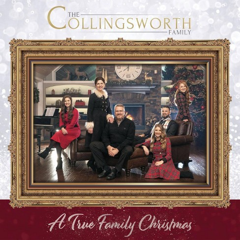 Collingsworth family - A true family christmas (CD) - image 1 of 1