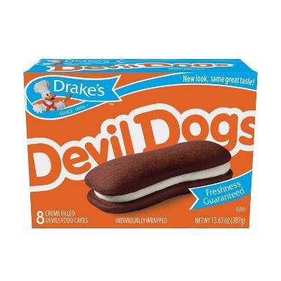 Drake's Devil Dog's - 13.63oz/8ct