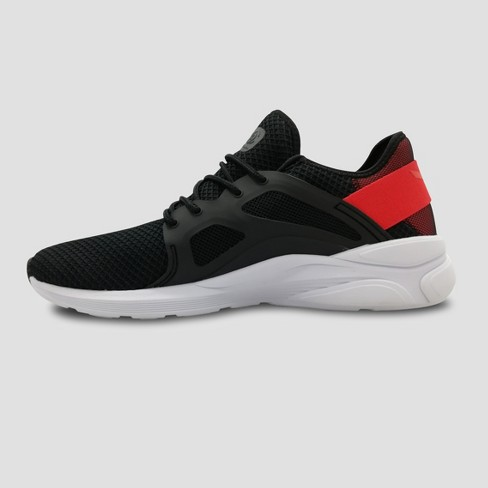 df2b3022a Men s C9 Champion® Flare 2 Athletic Shoes - Black Red   Target