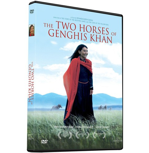 Two Horses Of Genghis Khan (DVD) - image 1 of 1