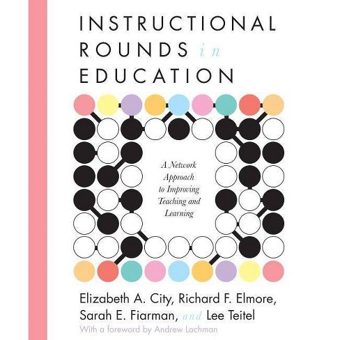 Instructional Rounds in Education - (Paperback) - image 1 of 1