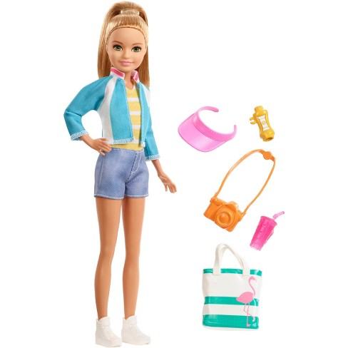 Barbie Travel Stacie Doll - image 1 of 6