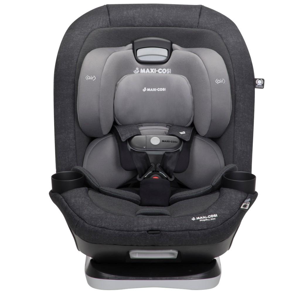 Image of Magellan Max Convertible Car Seat - Nomad Black