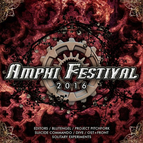 Various - Amphi festival 2016 (CD) - image 1 of 1