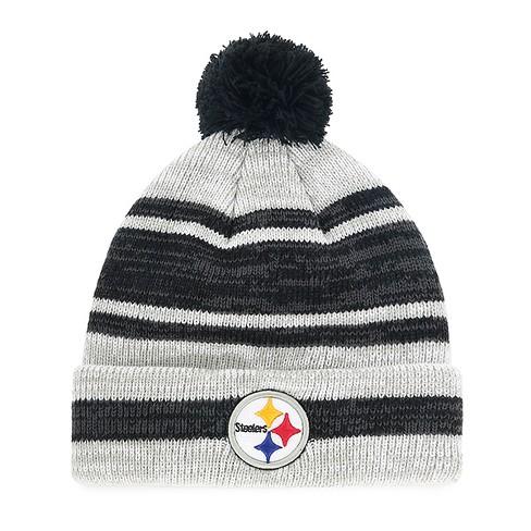 NFL Men s Pittsburgh Steelers Sky Knit Hat   Target af4ab70ac
