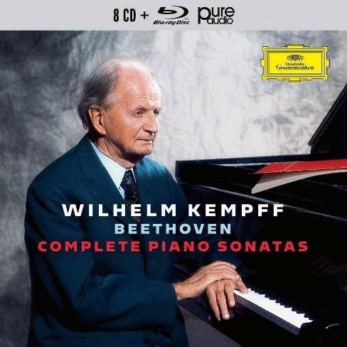 Wilhelm Kempff - Complete Beethoven Sonatas (CD) - image 1 of 1