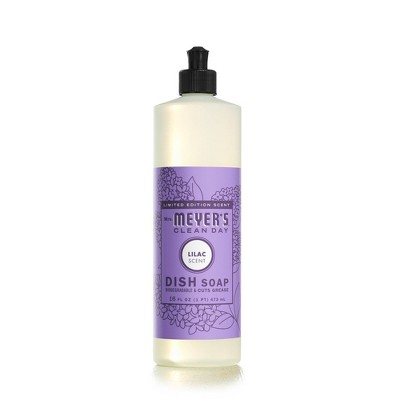 Mrs. Meyer's Clean Day Dish Soap - Lilac - 16 fl oz