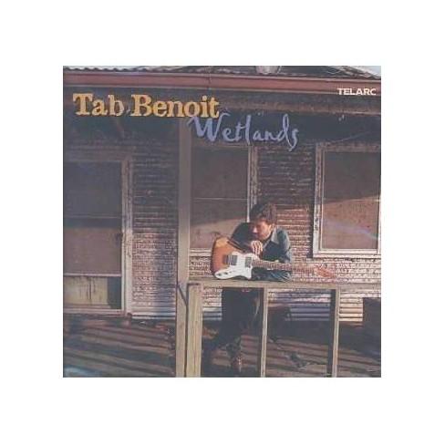 Tab Benoit - Wetlands (CD) - image 1 of 1