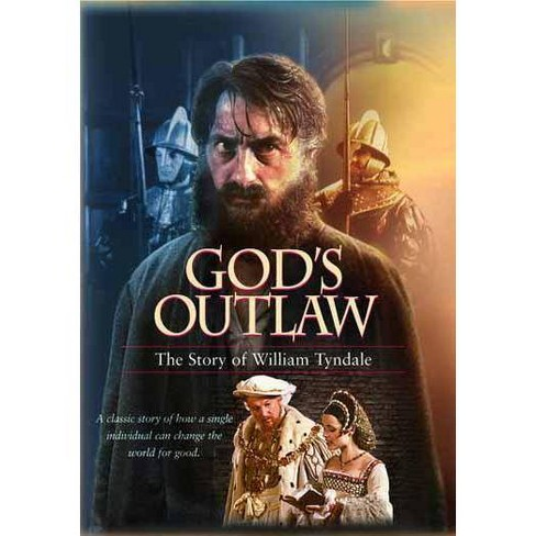 God's Outlaw (DVD) - image 1 of 1