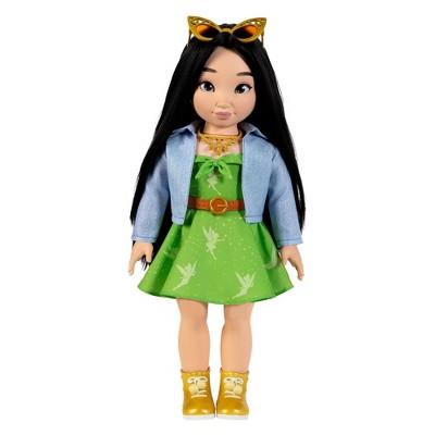 "Disney ILY 4ever 18"" Brunette Tinkerbell Inspired Fashion Doll"