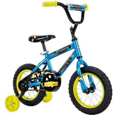 """Huffy Thunder Pro 12"""" Kids' Bike - Blue"""