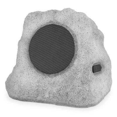 Victrola Light-Up LED Wireless Outdoor Rock Speaker - Each