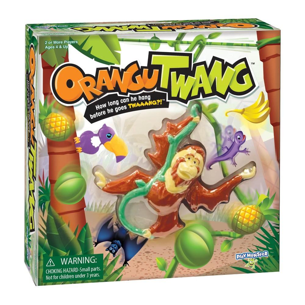 Orangutwang Game, board games was $19.99 now $9.99 (50.0% off)