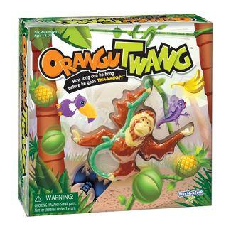 Orangutwang Game