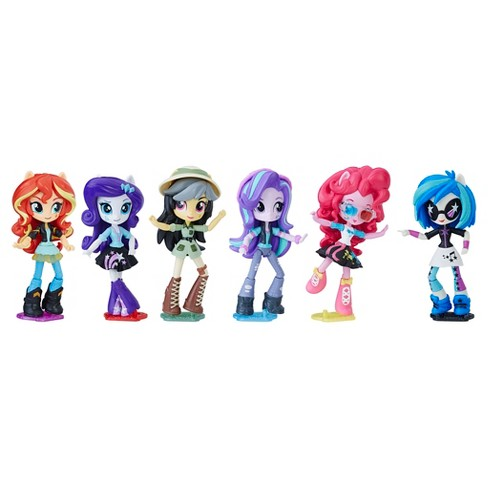 My Little Pony Equestria Girls' Minis Movie Collection Set - image 1 of 8